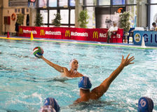 MANTOVA, SEPTEMBER, 26:  Andrea Razzi (  Bpm Sport Management ) Royalty Free Stock Photos