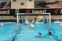 MANTOVA, SEPTEMBER, 26:  Volarevic ( goalkeeper  Bpm Sport Manag Royalty Free Stock Photography