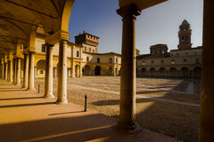 Mantova Royalty Free Stock Image