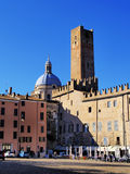 Mantua Royalty Free Stock Image