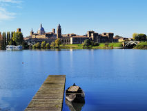 Mantua Royalty Free Stock Photography