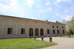 Mantua Royalty-vrije Stock Foto