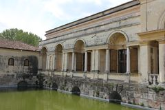 Mantua Royalty-vrije Stock Afbeelding