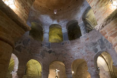 Mantua, ancient chapel, Royalty Free Stock Photo