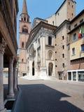 Mantua Basilica Royalty Free Stock Image