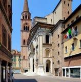 Mantua Basilica Royalty Free Stock Photos