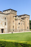 Mantua, the castle Stock Images