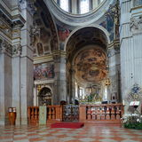 Mantua Cathedral Royalty Free Stock Photo