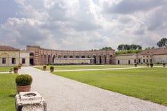 Mantua cities Royalty Free Stock Image