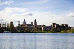 Mantua, Italië Royalty-vrije Stock Foto