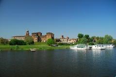 Mantua, Italia Imagenes de archivo
