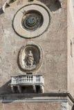 Mantua, Italy,  the clock tower Stock Image