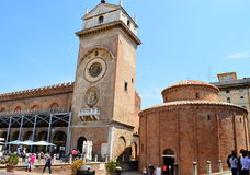Mantua italy Stock Images