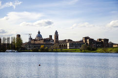 Mantua, Italy royalty free stock photo