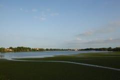 Mantua mittlerer See, Italien Lizenzfreie Stockfotos