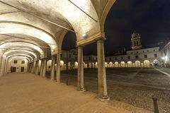 Mantua, Palazzo Ducale Royalty Free Stock Image