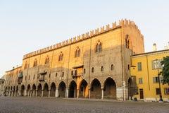 Mantua, Palazzo Ducale Stock Photos