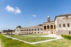 Mantua Palazzo i kasztel, Ducale obrazy stock