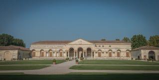 Mantua, Palazzo Te lizenzfreie stockfotos