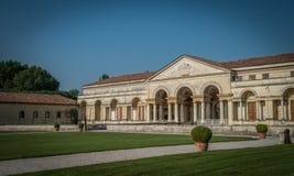 Mantua, Palazzo Te stockfotos