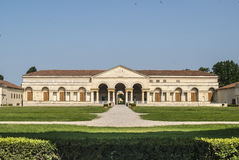 Mantua, Palazzo Te 库存照片
