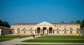 Mantua, Palazzo Te image libre de droits
