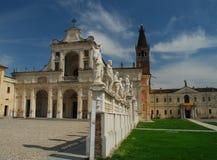 mantua po SAN της Ιταλίας benedetto Στοκ Φωτογραφίες