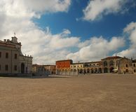 mantua po san Италии benedetto Стоковое Фото