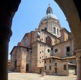 Mantua Renaissance Basilica Royalty Free Stock Photography