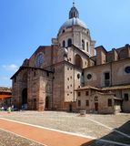 Mantua Renaissance Basilica Stock Photo