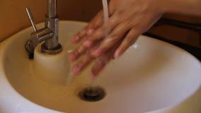Mantvagninghänder lager videofilmer