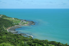 Manu bay of Raglan Royalty Free Stock Photos
