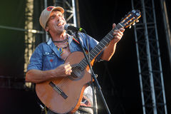 Manu Chao Royalty Free Stock Photos