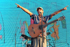 Manu Chao Stock Photo