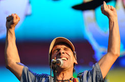 Manu Chao Royalty Free Stock Images