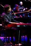Manu Guix im Konzert. Barcelona Lizenzfreie Stockfotos