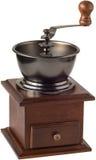 Manual coffee grinder Stock Photo