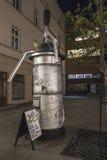 Manual coffee maker Royalty Free Stock Photos