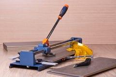 Free Manual Cutter Ceramic Tile. Stock Photos - 74982513