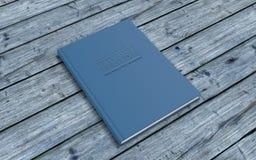 Manual de empregado novo Foto de Stock Royalty Free