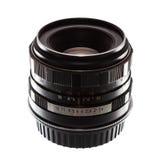 Manual focus lens Stock Image