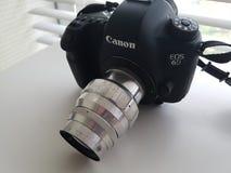 Vintage lens Stock Image