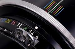Manual Lense Royalty Free Stock Photography