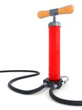 The manual pump Stock Photography