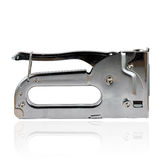 Manual staple gun Stock Photography