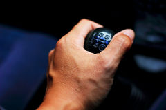 Manual transmission Royalty Free Stock Photos