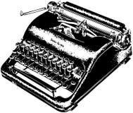Manual Typewriter Royalty Free Stock Images