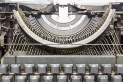 Manual  typewriter Stock Photography