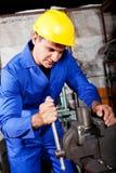 Manual worker Stock Photos