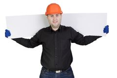 Manual worker Royalty Free Stock Photography
